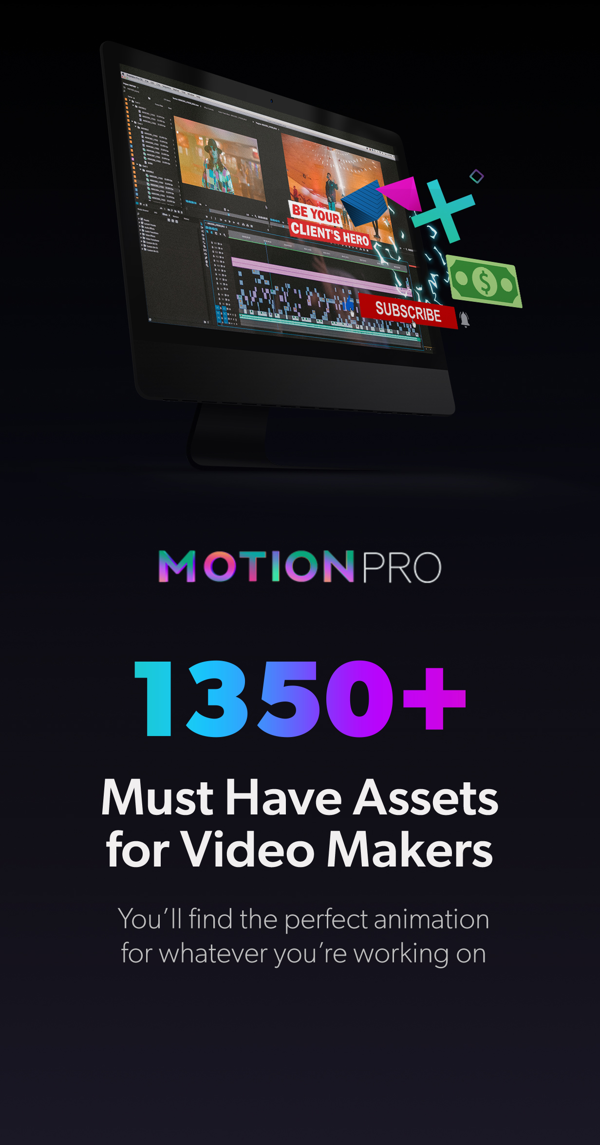 Motion Pro | All-In-One Premiere Kit - 1